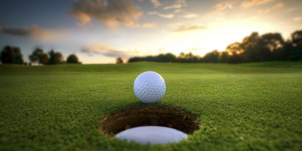 Golfing in Salobreña